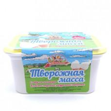 Масса творожная Продукт Масленково Пломбир 20%, 450 гр