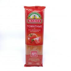 Макароны Makfa Вермишель длинная томатная 500гр