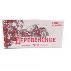 Масло Деревенское 72,5% 480гр