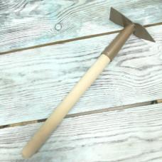 Мотыга комбинированная 35см деревянная ручка