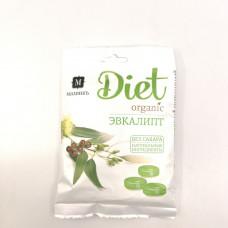 Карамель Diet Малквикъ эвкалипт 50гр