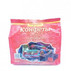 Конфеты Петродиет желейные на сорбите, 200г