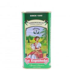 Масло оливковое La Espanola EV 1л ж/б