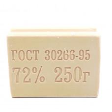 Мыло хозяйственное 72% 250 гр