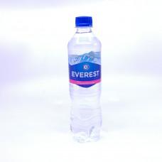 Вода EVEREST газиронная 0,5л
