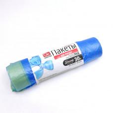 Мешки для мусора Grifon с завязками 30л 10шт 2510444