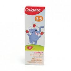 Зубная паста Colgate Детская Клубника 3-5лет 60мл