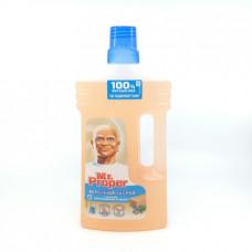 Средство для мытья полов Mr. Proper с ароматом мыла 1л
