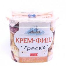 Паста из Морепродуктов Крем-фиш Треска 150гр
