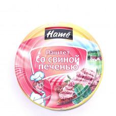 Паштет Hame Со Свиной Печенью, 120 гр