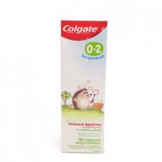 Зубная паста Colgate детская Нежные фрукты 40 мл
