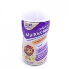 Смесь жидкая для детского питания Малоежка Ваниль 200мл
