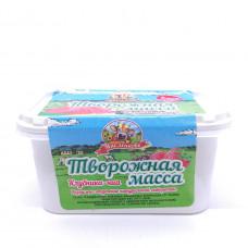 Масса творожная Продукт Масленково Клубника-Чиа 20%, 450 гр