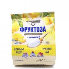 Фруктоза Новасвит с витамином С 250 гр