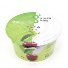 Десерт Green Idea соевый с соком вишни 140гр
