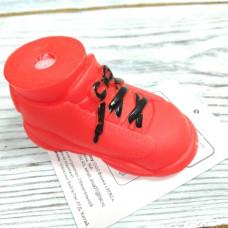 Игрушка для собак Ботинок Красный Винил