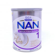 Смесь NAN 1 гипоаллергенный с рождения 800гр
