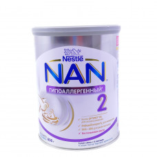 Смесь NAN 2 гипоаллергенный с 6 мес 800гр