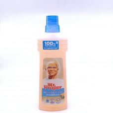 Средство для мытья полов Mr. Proper с ароматом мыла 750мл