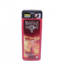 Шампунь Marseiliais мужской Шафран и Красный Апельсин 400мл