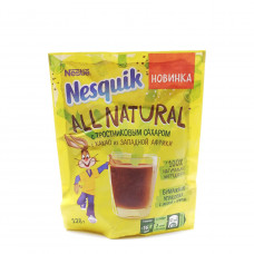 Напиток Nesquik с тростниковым сахаром 128гр