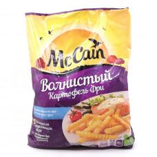 Картофель фри McCain для жарки волнистый, 750г