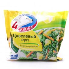 Суп щавелевый 4 Сезона замороженный, 400г