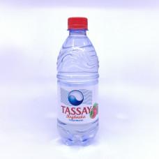 Вода Тассай негазированная вкус клубники 0,5л