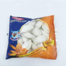 Вареники Богатырские картофель 0,4кг