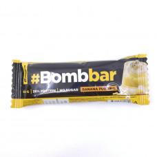 Батончик Bombbar Банановый пудинг 40гр