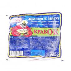 Крабовое мясо Vici Крабок, 200г