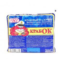 Крабовые палочки Vici Крабок, 200 гр