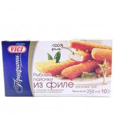 Рыбные палочки Vici из филе 250 гр