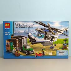 Лего 10423 Urban (Bela)