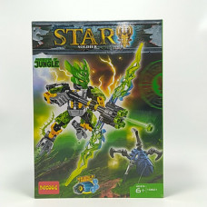 Лего 10601 Star (Decool)