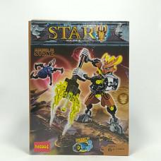 Лего 10602 Star (Decool)