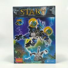 Лего 10603 Star (Decool)