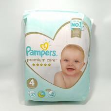Pampers Подгузники Premium Care Maxi 37