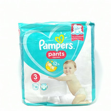 Pampers Трусики Pants Midi 19