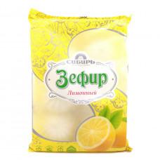 Зефир лимонный Сибирь, 150 гр