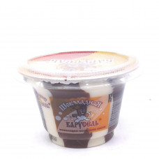 Паста Карусель шоколадно-молочная 180гр