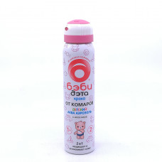 Аэрозоль Бэби Дета Аква от комаров 100мл