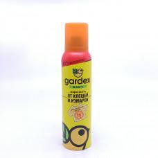 Аэрозоль от клещей и комаров Gardex baby 150мл