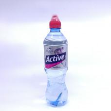 Вода Aqua Minerale Малина негазированная 0,6 л