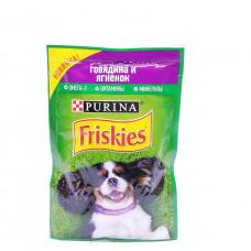 Корм для собак Friskies говядина ягненок 85гр