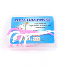 Зубочистки Floss Toothpicks 30шт