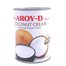 Сливки Кокосовые Aroy-D 500мл ж/б