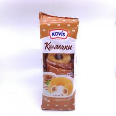 Колечки Kovis с вареной сгущенкой 6шт 240гр