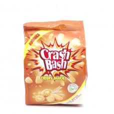 Снэки Crash Bash со вкусом карамели и арахиса 150гр