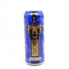 Напиток энергетический Rusking ультра Blue 0,45